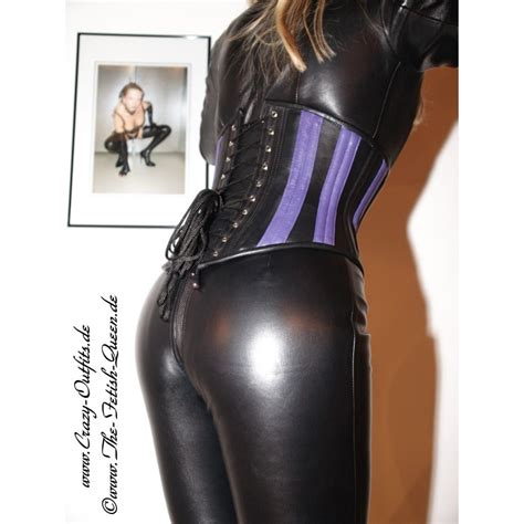 leather corset   crazy outfits webshop  leather
