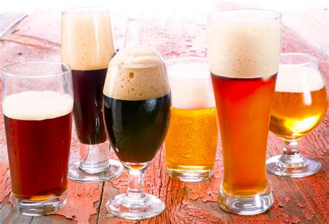 Choosing The Right Beer Glass Types For Your Homebrewbeer