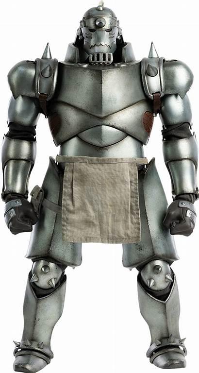 Elric Alphonse Figure Fullmetal Alchemist Scale Threezero
