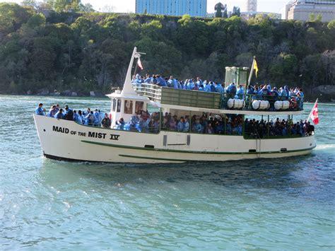 Boat Ride Niagara Falls Ny by 4 Day Washington Dc In Depth Niagara Falls Thousand