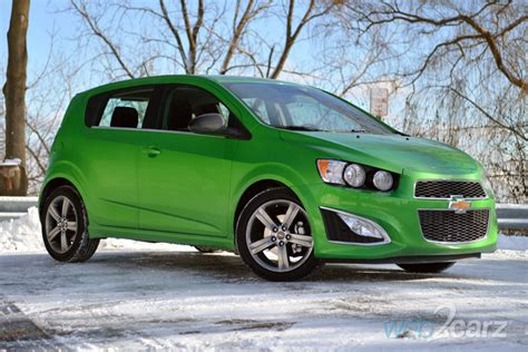 Chevrolet Sonic Green  Reviews, Prices, Ratings With