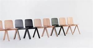 Chaise Bois Design : chaise bois plastique design id es de d coration int rieure french decor ~ Teatrodelosmanantiales.com Idées de Décoration