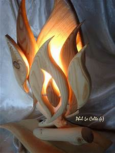Lampe En Palette : lampe l 39 univers de phil le celte ~ Voncanada.com Idées de Décoration