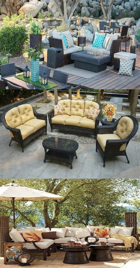 the best materials and ideas for your outdoor furniture