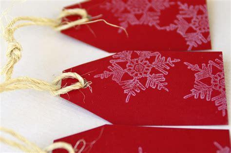 34 festive and fun diy christmas gift tags
