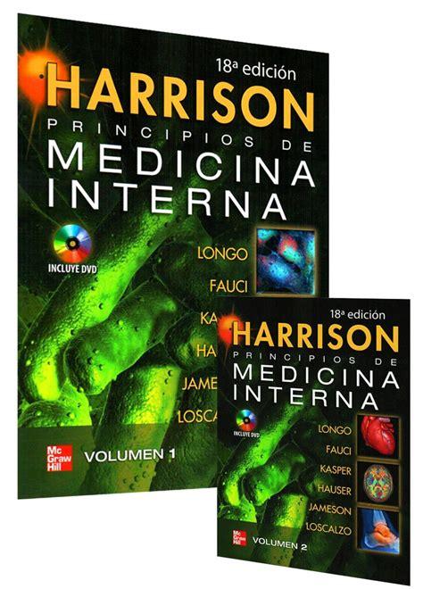 Medicina Interna Harrison - kasper harrison principios de medicina interna 2