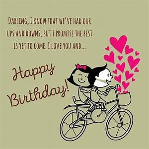 Love Birthday Messages Quotes for Boyfriend | Best Cute ...