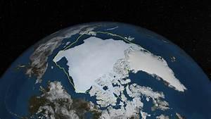 NASA Satellites See Arctic Surface Darkening Faster   NASA