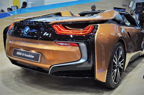 Gambar Mobil Bmw I8 Roadster by Bmw I8 Roadster Launched At Cepsi 2018 In Malaysia