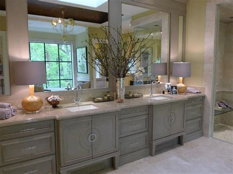 master bathrooms  dual vanities page