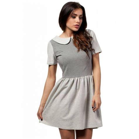 moe172 sukienka szara na sukienki zszywka pl