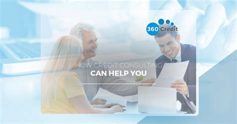 Exactly How Using A Consultant Can Benefit You by Credit Report How Credit Consulting Can Help You