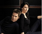 Claudia Black and Ben Browder in Farscape #farscape # ...