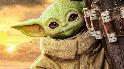 Baby Yoda Returns in THE MANDALORIAN Season 2 First Look ...