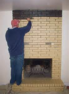 Can I Paint Brick Fireplace