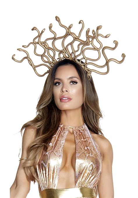 Medusa Headpiece Accessory