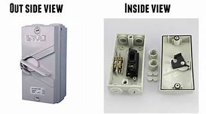 The World Through Electricity  Electrical Isolator Switch