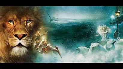 Narnia Chronicles Lion Witch Wardrobe Background Wallpapers