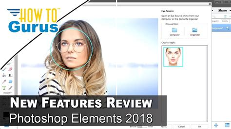 Review Photoshop Elements 2018 New Features And Should You