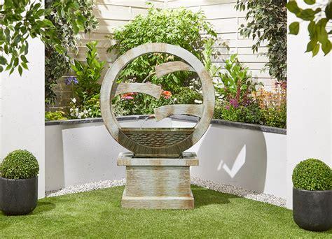 tranquil spills easy fountain garden water feature