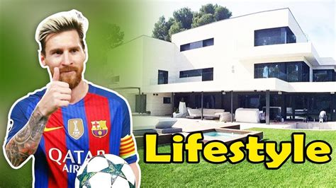 lionel messi lifestyle school girlfriend house cars