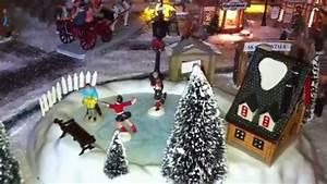 Village De Noel Miniature : village miniature de no l 2011 martissou lemax youtube ~ Teatrodelosmanantiales.com Idées de Décoration