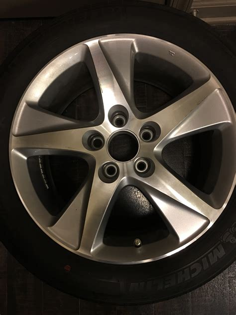 fs 2012 acura tsx tech stock wheels and tires acurazine