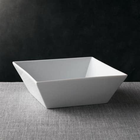 square  serving bowl crate  barrel