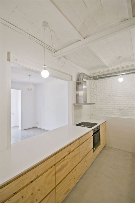 Minimal Apartment Renovation In Barcelona   Your No.1