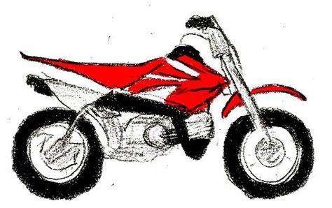 Dirt Bikes, Drawings, Bike
