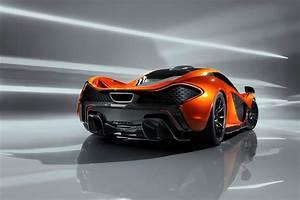 New McLaren P1 Hypercar Design Study Reveals F1's