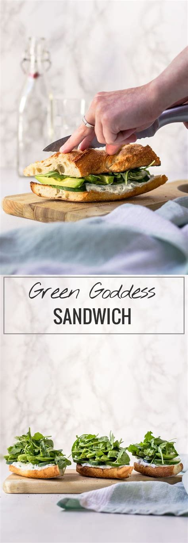 Healthy Vegetarian Cucumber And Avocado Sandwich Recipe
