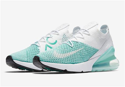 nike flyknit green nike air max 270 flyknit quot igloo quot