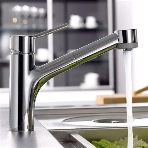 mixer kitchen tap pull spray talis hansgrohe taps mixers basin focus ukbathrooms