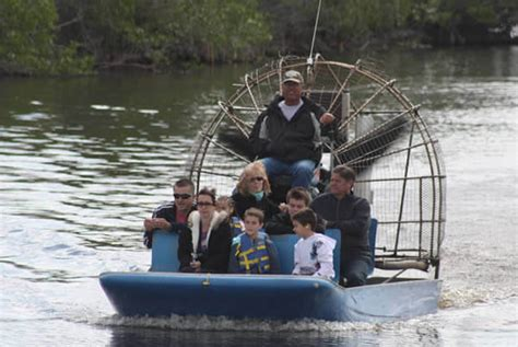 Airboat Sw Tour by Capt Mitch S Airboat Tours Southwest Florida Travel