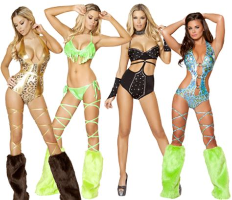Sexy Ravewear | Rave Clothing | Rave Outfits | Rave Costumes | Envy Corner