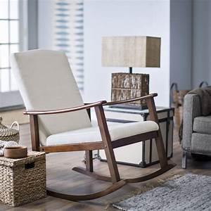 Modern Rocking Chair For Nursery  U2013 Homesfeed