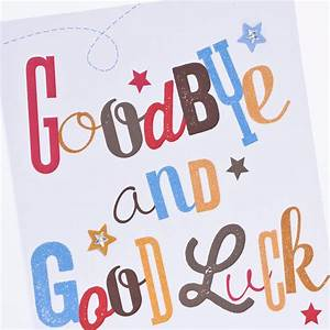 good luck wishes for coworker leaving that are printable ...