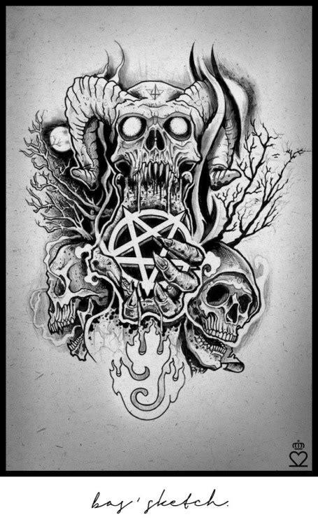 devil tattoo on Tumblr