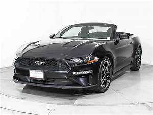 Used 2018 FORD MUSTANG ECOBOOST PREMIUM Convertible for sale in WEST PALM, FL | 103629 | Florida ...