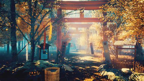 wallpaper japan scenery oriental   art