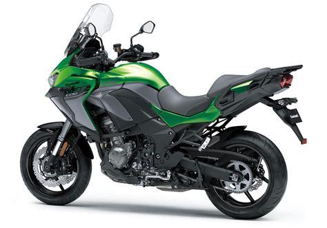 Kawasaki Versys 1000 2019 by 2019 Kawasaki Versys 1000 Se Guide Total Motorcycle