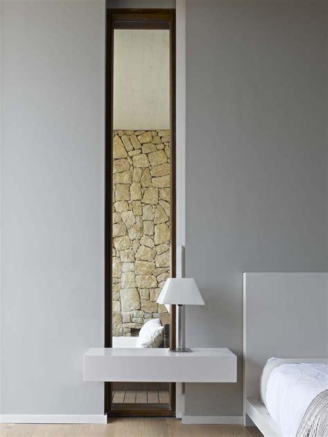 tall mirror bedroom contemporary home  monasterios