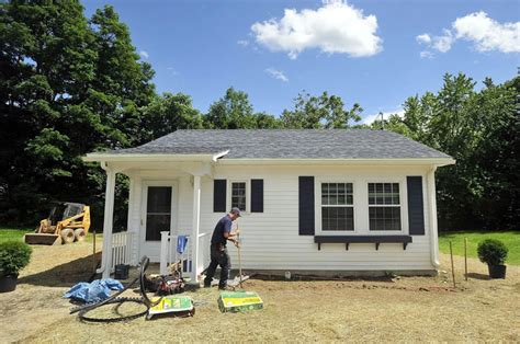 tiny houses in maine maine home builder sees possibilities for tiny homes