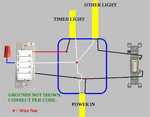 How To Wire A Sensor Light Switch