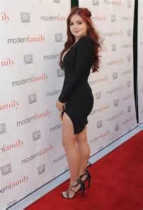 Celebrity <b>Feet</b>: <b>Ariel</b> <b>Winter</b>
