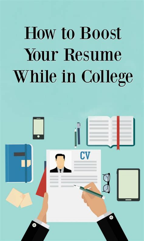 how to boost your resume while in college miss millennia