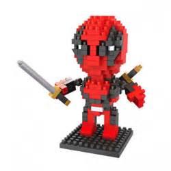 Marvel Deadpool LEGO Figure