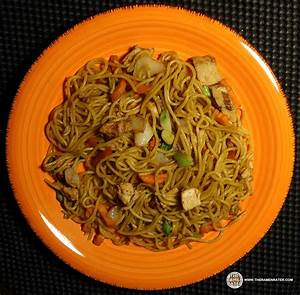 #1321: Takamori Fresh Chow Mein Noodles With Seasoning ...
