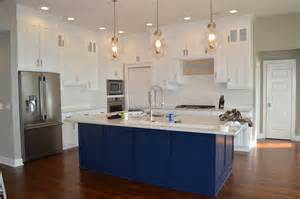 blue kitchen lights blue and beige kitchen gazebo and grill design ideas page 1737